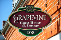 Grapevine Guest House & Cottage